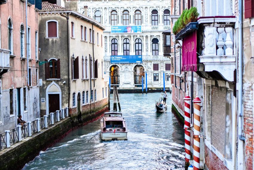 Venedig und die Kanäle
