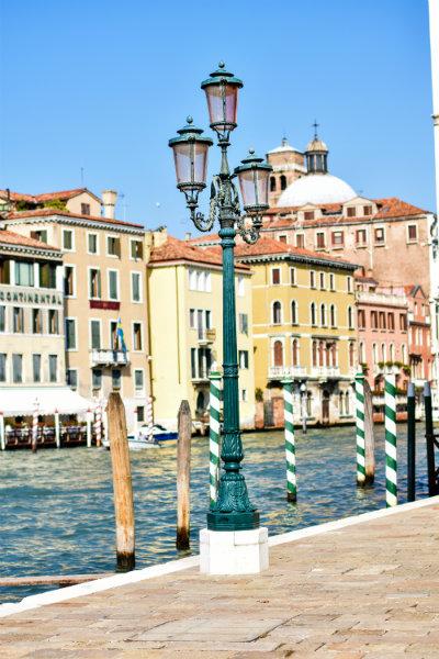 Venedig die Stadt am Meer