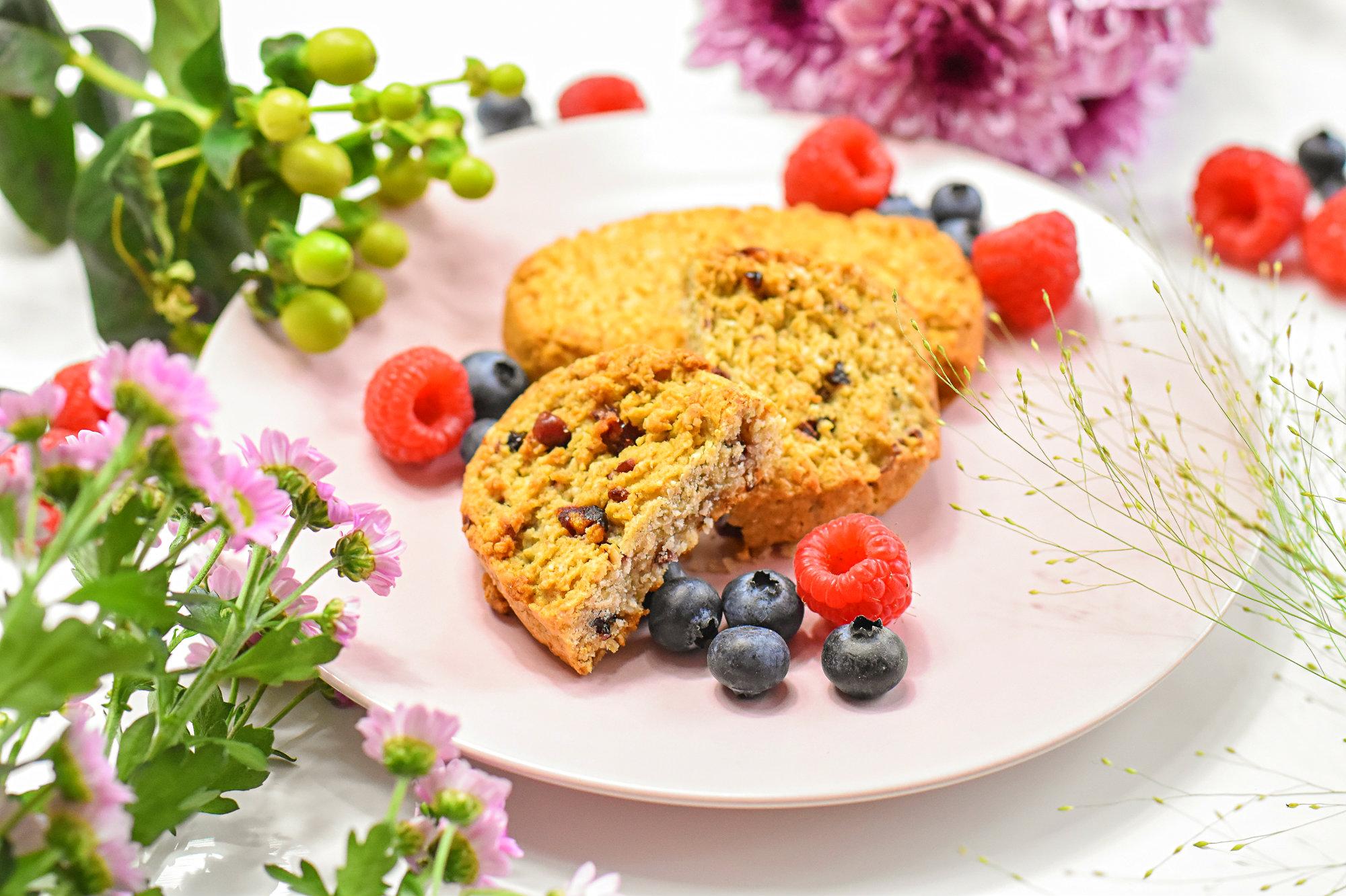 belvita Kekse als Snack pur