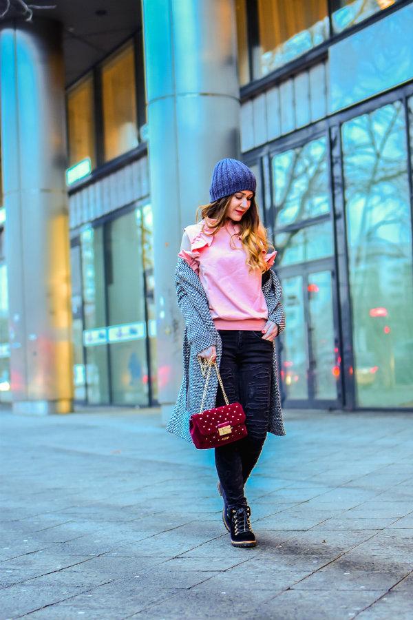 Berlin Fashion Week unterwegs als Modeblogger