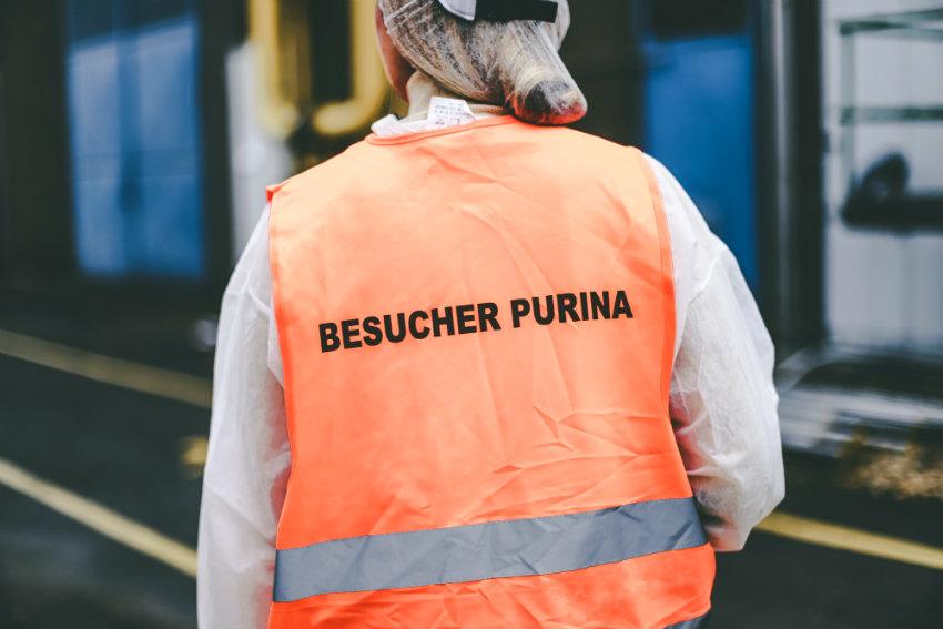 Einen Tag hinter den Kulissen von Purina