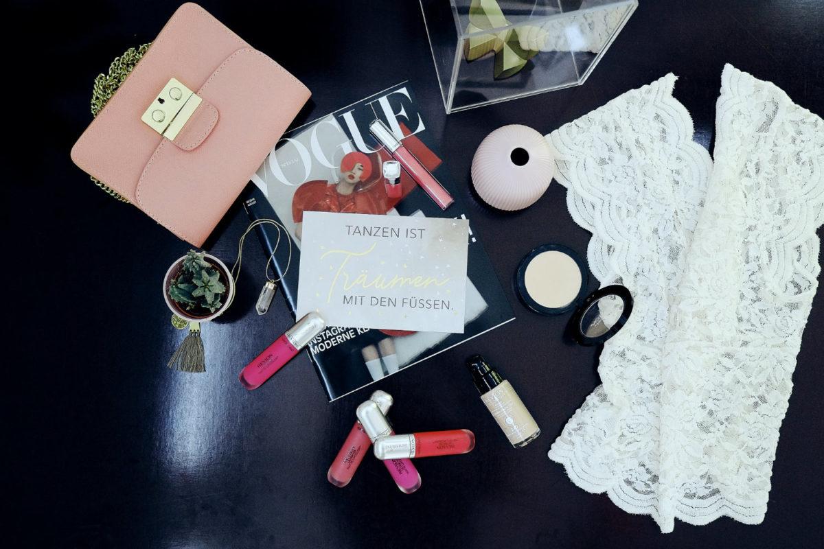Make-up Lippen schmimkem mit den Tipps funktioniert es