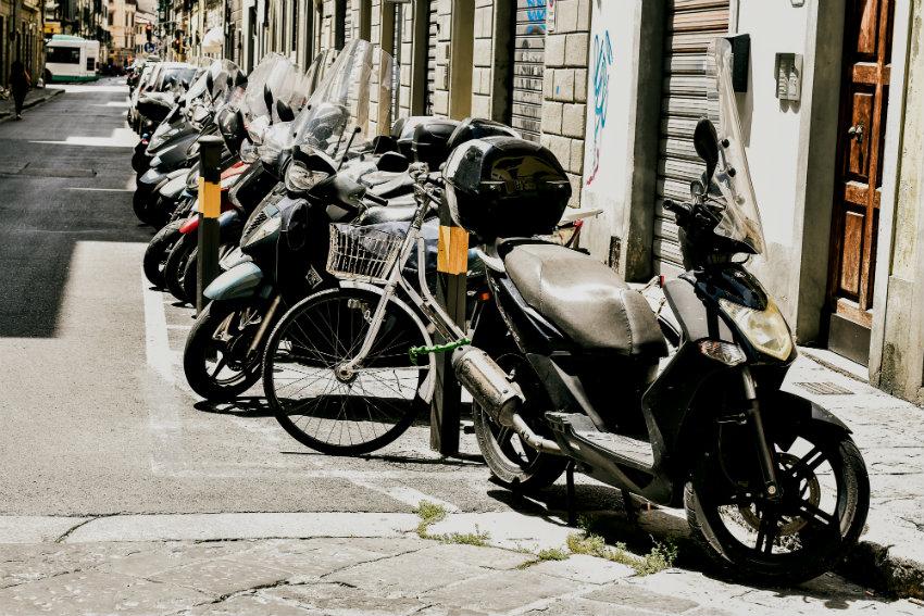 Florenz ist bekannt für den Vesper Hype