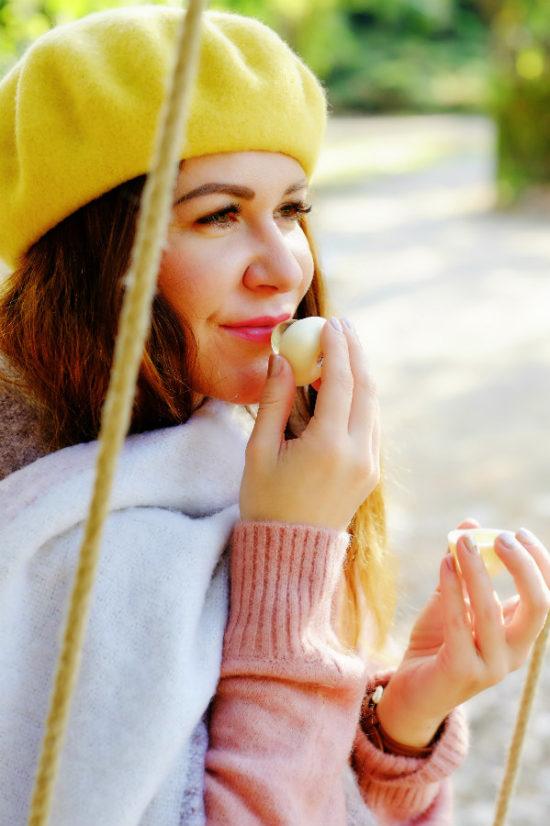Die richtige Lippenpflege im Herbst und Winter