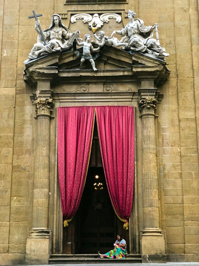 Florenz bietet Kultur und Geschichte