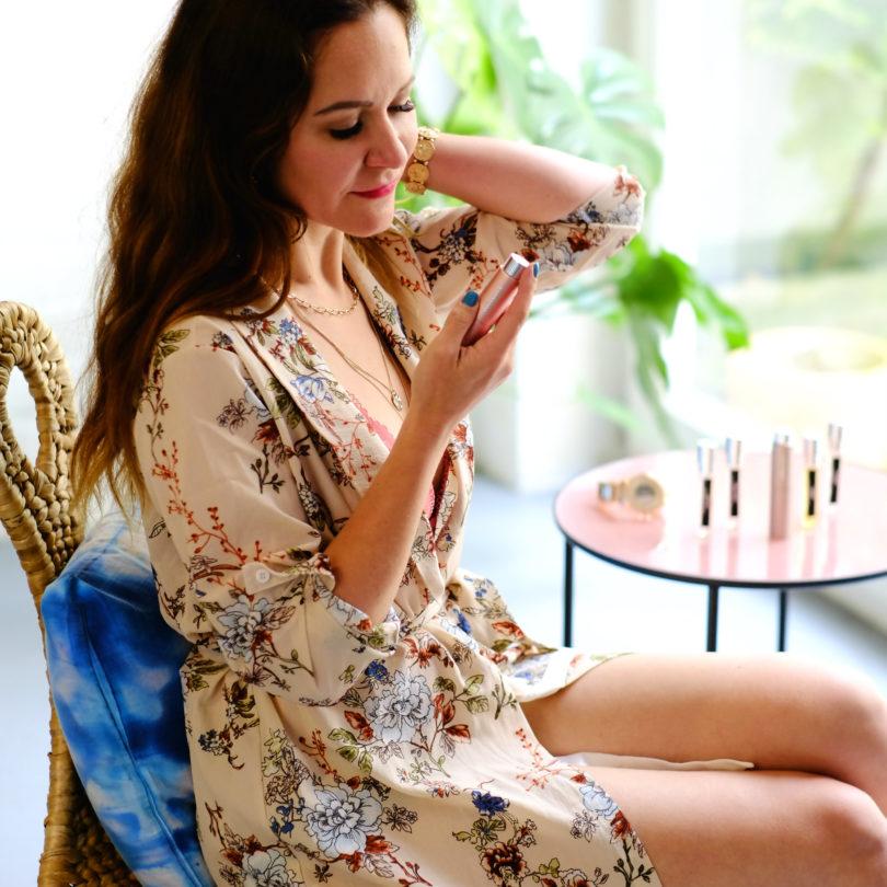 Bestimmte Duftkompositionen verführen die Sinne