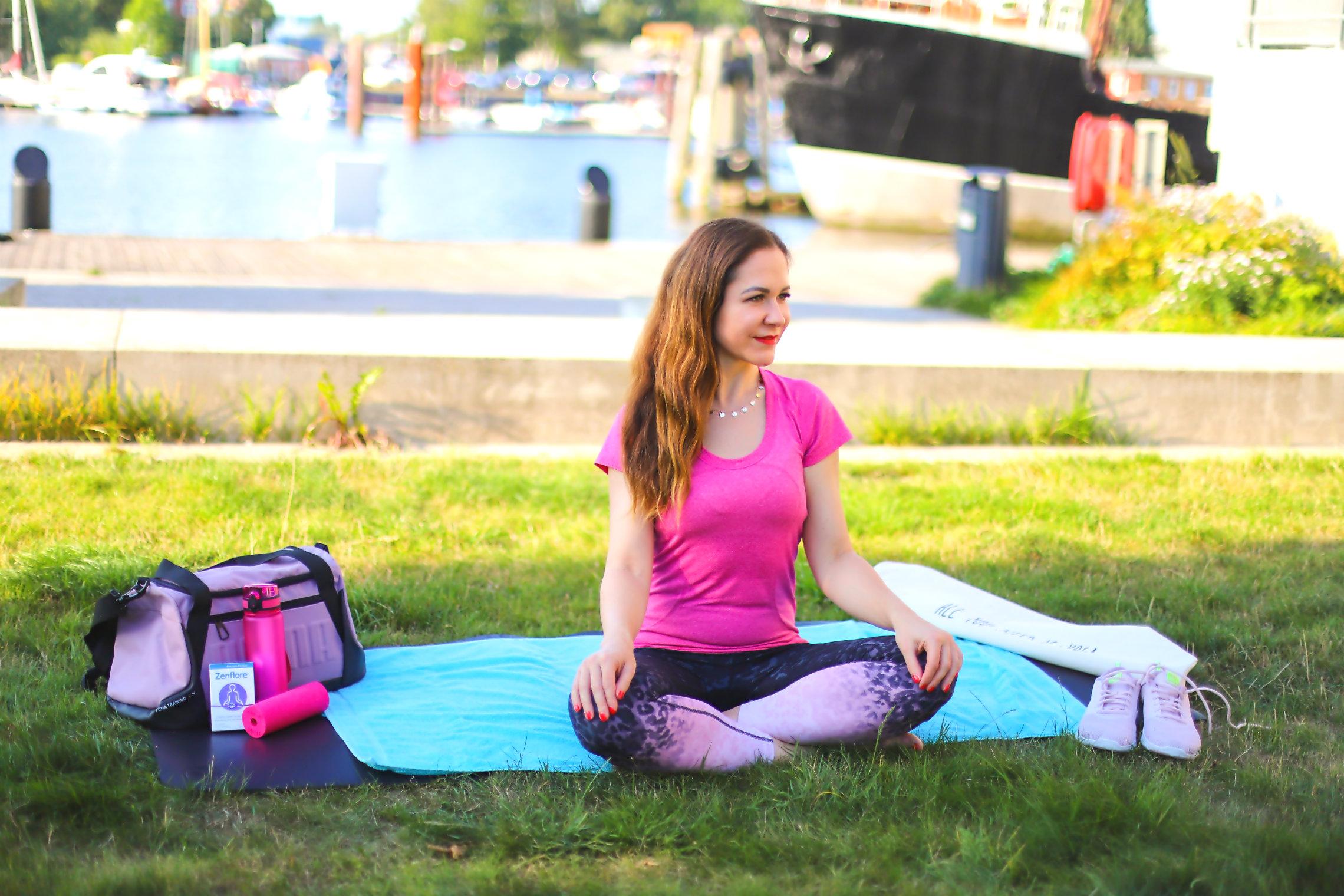 Zenflore und 8 Tipps zur schnellen Stressbewältigung