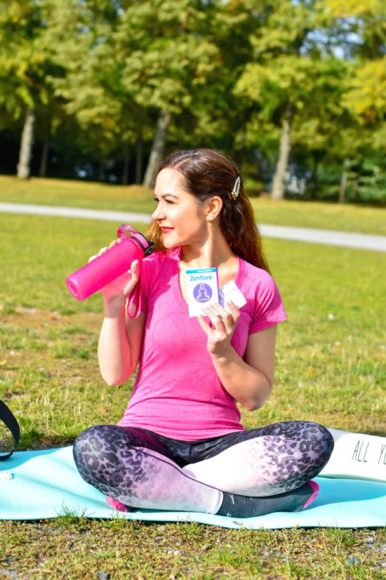 Zenflore hilft bei stressbedingter Müdigkeit und Stress