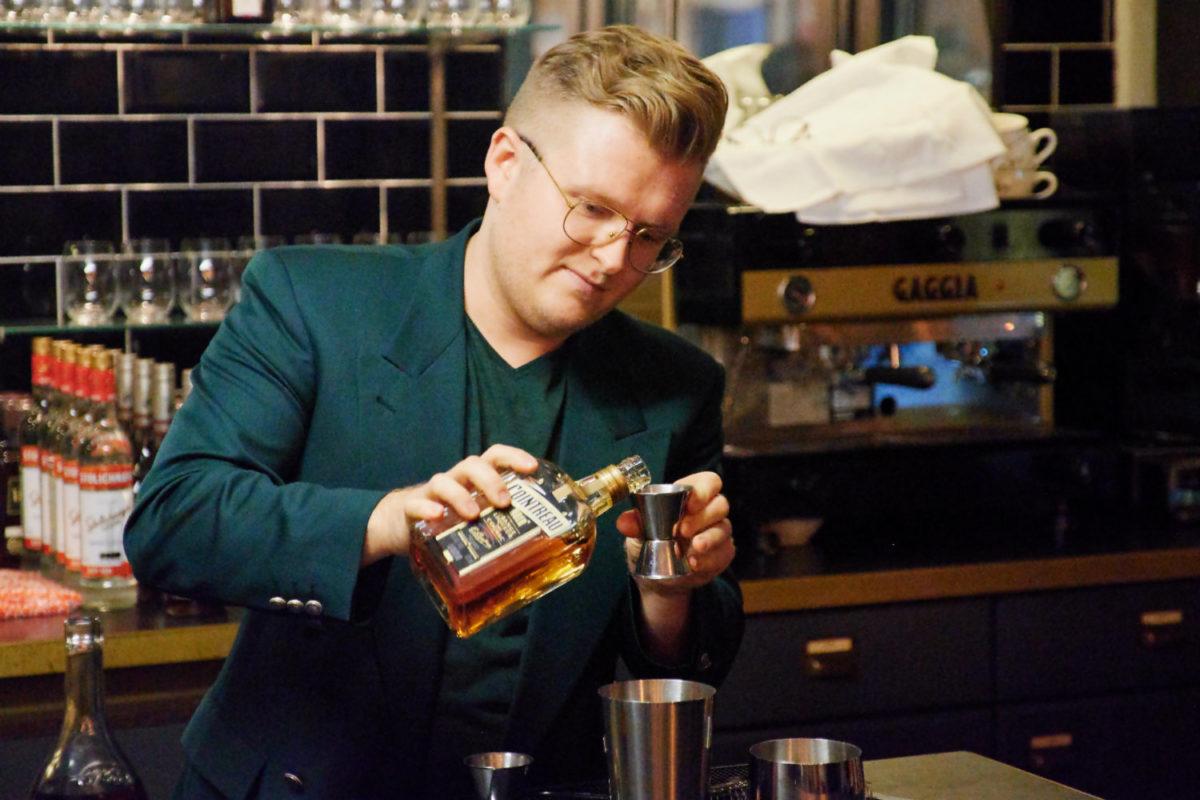 In über 350 Cocktails ist der Cointreau Orangenlikör vertreten