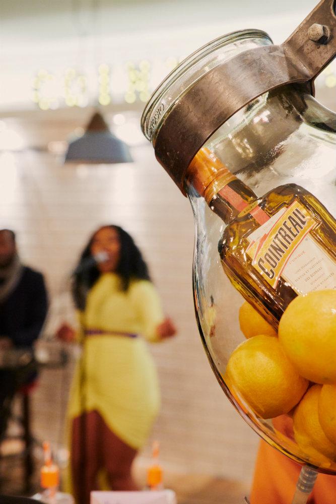 Cointreau Orangenlikör und ein unvergessliches Event