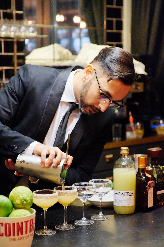 Cointreau wird auch im Margarita Cocktail eingesetzt
