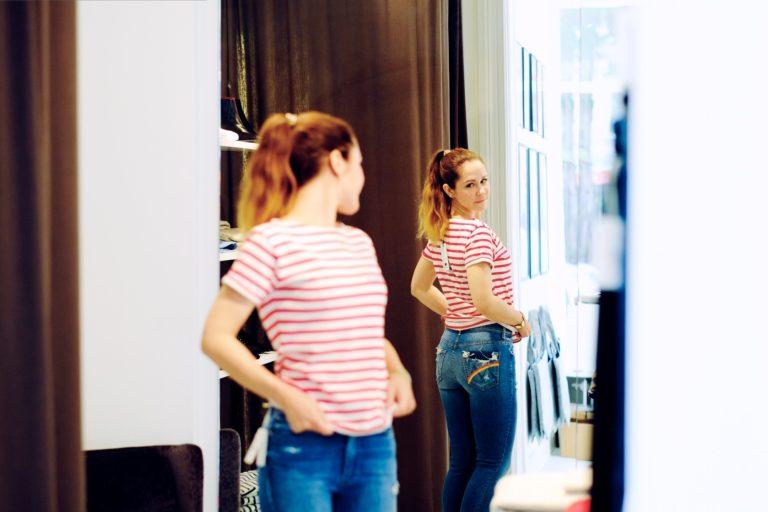 Die Jeans als Symbol der Freiheit