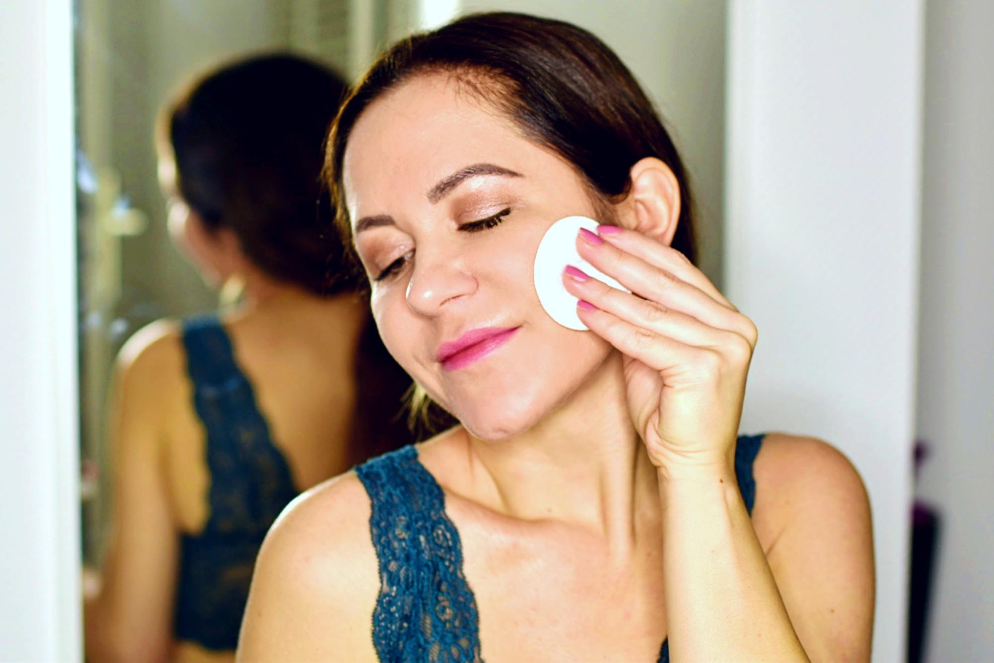 Gesichtspflege leicht gemacht in 6 Schritten